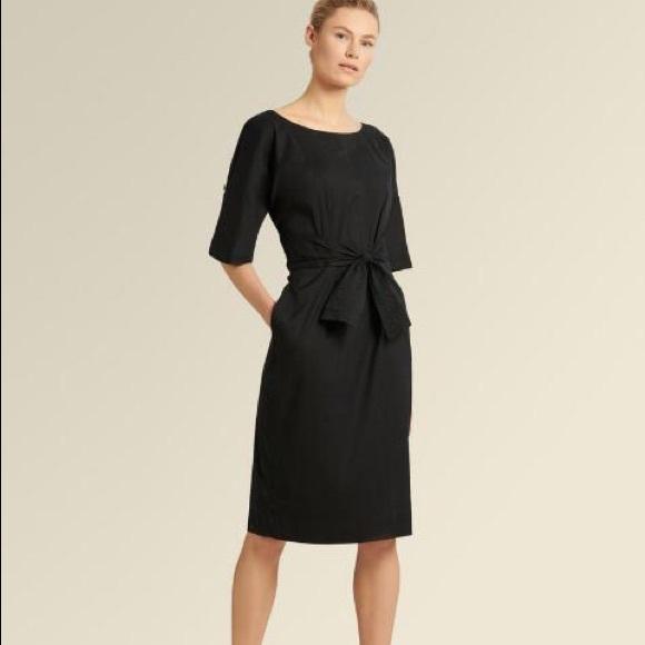 Donna Karan Dresses & Skirts - DKNY tie front dress